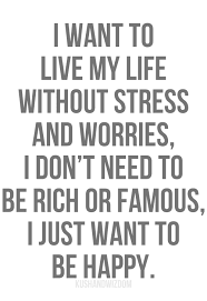 Stressful Life Quotes