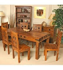 best 10 sheesham wood furniture ideas on pinterest retro intended for wooden dining table chairs