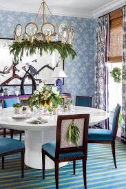 Tilton Finwick Christmas Dining Room