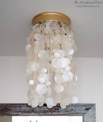 ban those lights 2 diy tutorials to get the cleavage off your ceiling and