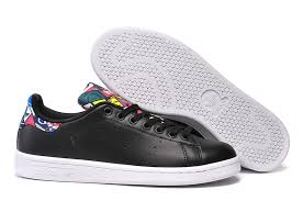 adidas shoes 2016 for men casual. 2016 adidas casual shoes for men superstar smith leather black colorful p