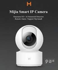 Güncelleme Xiao Mi Mi Jia Chuang Mi 1080P Hd Kablosuz Ip Kamera 360 Açı  Cctv Wifi