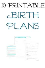 C Section Birth Plan Examples C Section Birth Plan Examples Free Templates Template Printable Uk