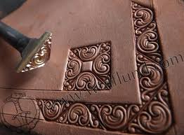leather stamp stamps tools stamping patterns free maker leather stamp