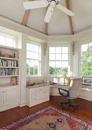 bay window desk home office modern. San Francisco Bay Window Desk With Rectangular Area Rugs Home Office Traditional And Tongue Groove Recessed Modern I