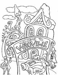 Small Picture Top 20 Free Printable Dr Seuss Coloring Pages Online Grinch