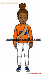 15 of your favorite black 90s cartoon characters reimagined as hbcu students keesha franklin