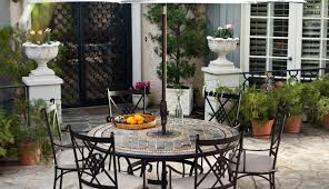 rooms outdoor palma and inch kettler furniture seats tablecloth cover table patio concorde setting piece wicker dining