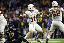Projecting The Texas Depth Chart For The Orange White Game