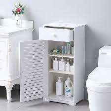 Bathroom Cabinet Organizers Urhomepro Storage Cabinet W Doors Drawer And Shelves Bathroom Floor Standing Cabinet Kitchen Cupboard Pvc Storage Cabinet Bookcase Shoe Storage White W3918 Walmart Com Walmart Com