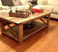 rustic coffee table plans rustic coffee table plans conduit table legs making table legs out of rustic coffee table