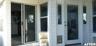 fix sliding door door repair door repair door residential doors repair fixing sliding door track to ceiling agile glass sliding door replacing pella sliding
