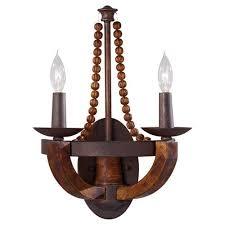bellacor featured item 722347 rustic wooden light fixtures58