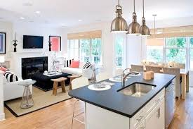 open kitchen living room designs. Awesome Small Open Plan Kitchen Ideas Living Room Livingroom Design And Designs
