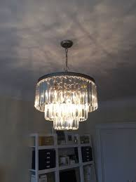 z gallerie luxe crystal chandelier for in san francisco ca offerup