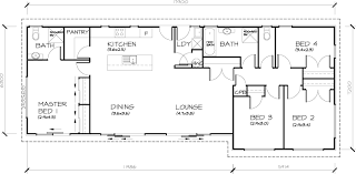 Small Picture Built Smart PLB122 4 Bedroom Transportable Homes House Plan