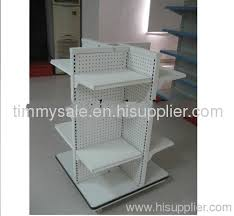 Steel Stands For Display Rack for store pipessupermarket rack warehouse shelf island 76