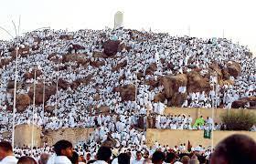 غربة نيوز بالعربية - عشرة معلومات لا تعرفها عن جبل عرفات