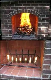 diy outdoor fireplace step 9 fire starter and finishing touches how to build an outdoor fireplace diy outdoor fireplace