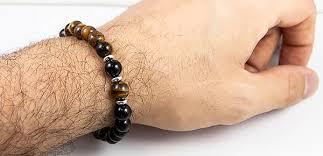 <b>Мужские браслеты</b> из камней на руку: купить в Москве <b>браслеты</b> ...