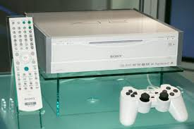 sony tv with playstation built in. sony tried combining the playstation 2 with a more familiar piece of living room hardware: television. this bravia tv had built in tv playstation p