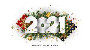 2021 New Year Wallpaper - KoLPaPer ...