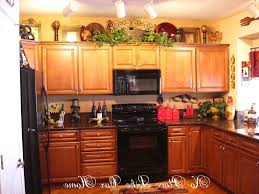 Above Cabinet Decor Top Of Kitchen Cabinet Decor Ideas Home And Art
