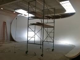 De-installation view, Doug Wheeler, SA MI 75 DZ NY 12 (2012) at ...