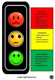 Traffic Light Reward Chart Classroom Behavior Management Strategies And Printables