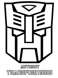 Transformers Autobot Mask Coloring Pages Coloring For Kids 2019