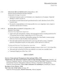 Contemporary Bank Resume Objective Collection Resume Ideas