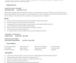 Nursing Resume Templates Free Extraordinary Rn Resume Template Free New Graduate Resume Template Free Ideas