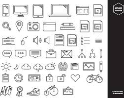 Cute Icons Png Free Vector Download 91439 Free Vector For