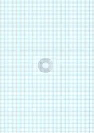 Print A Sheet Of Graph Paper Graph Paper A4 Sheet Stock Vector