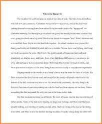 narrative essay dialogue example dialogue in essays narrative  narrative