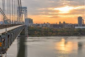 a photo essay nyc sunrise from the george washington bridge a photo essay nyc sunrise from the george washington bridge