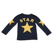 Old Navy 2t Size Chart Baby Toddler Boys Autumn Winter Long Sleeve Tops T Shirt Fashion Kids Child Star Print Sweatshirt Clothes 2 6t