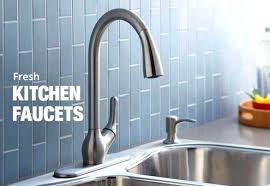 E Kitchen Sink Faucets Home Depot Fresh Moen