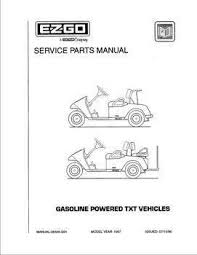 e z go txt golf cart parts manuals shop ezgo com Ezgo Golf Cart Parts Diagrams 1997 service parts manual for gas txt ezgo golf cart parts diagrams gas engine