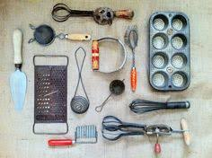 vintage kitchen tools. an assortment of old kitchen tools. instant collection! includes everything you see: vintage tools