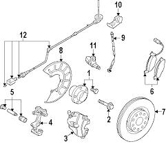 parts com® volkswagen jetta suspension components oem parts 2007 volkswagen jetta wolfsburg edition l5 2 5 liter gas suspension components