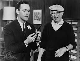 The Apartmentmovie Images 1960 Jack Lemmon And Billy Wilder In