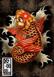 Pin De Artyom En Koi карп тату татуировки Y рыба
