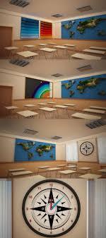 Modern Math Classroom Design Bms Baku Modern School Geography Classroom Design By
