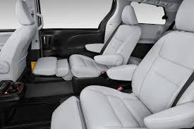 2016 toyota sienna white leather interior jpg