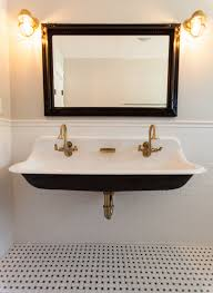 bathroom bathroom designs 2018 awesome custom undermount trough bathroom sink with two faucets sinks for awesome