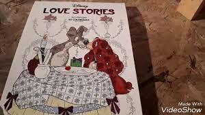 Pr Sentation Love Story Disney Art Th Rapie Livre De Coloriages