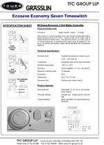 grasslin ecosave white economy quartz central heater timer product info