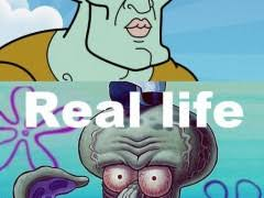 Handsome Squidward | WeKnowMemes via Relatably.com