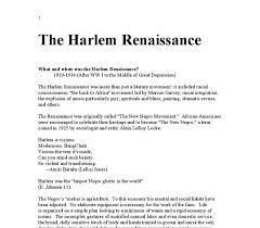 essay on harlem renaissance poetry harlem renaissance picture classroom ideas harlem renaissance essay